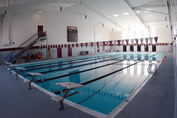 Swimmingpool  The Official Athletics Website of the Campbellsville University Tigers