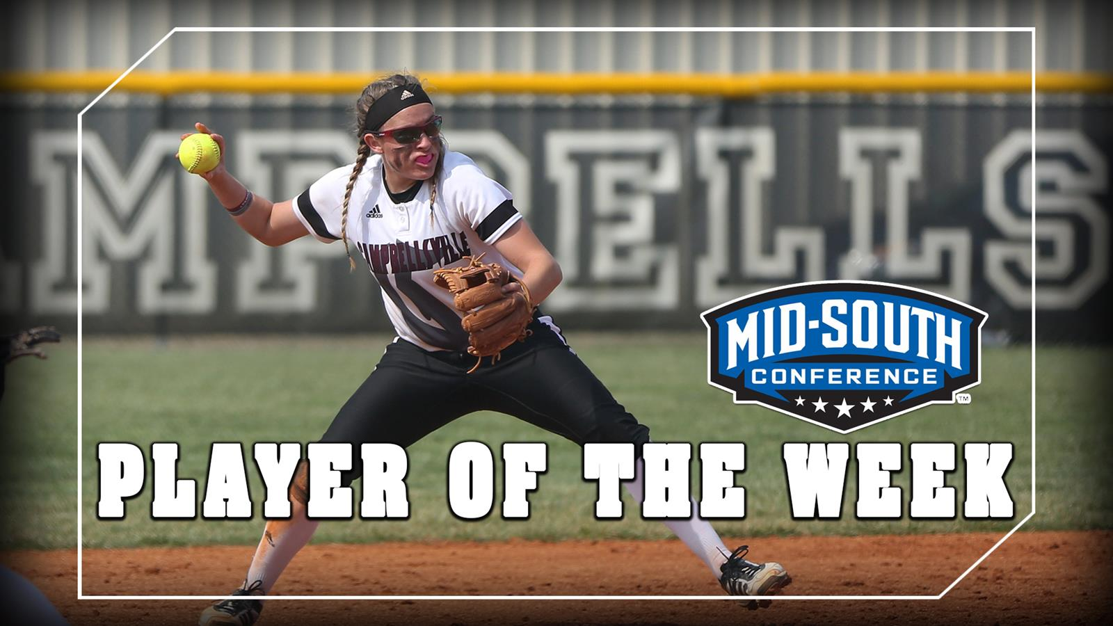 the official athletics website of the campbellsville university tigers roof earns fourth career mid south conference player of the week honor