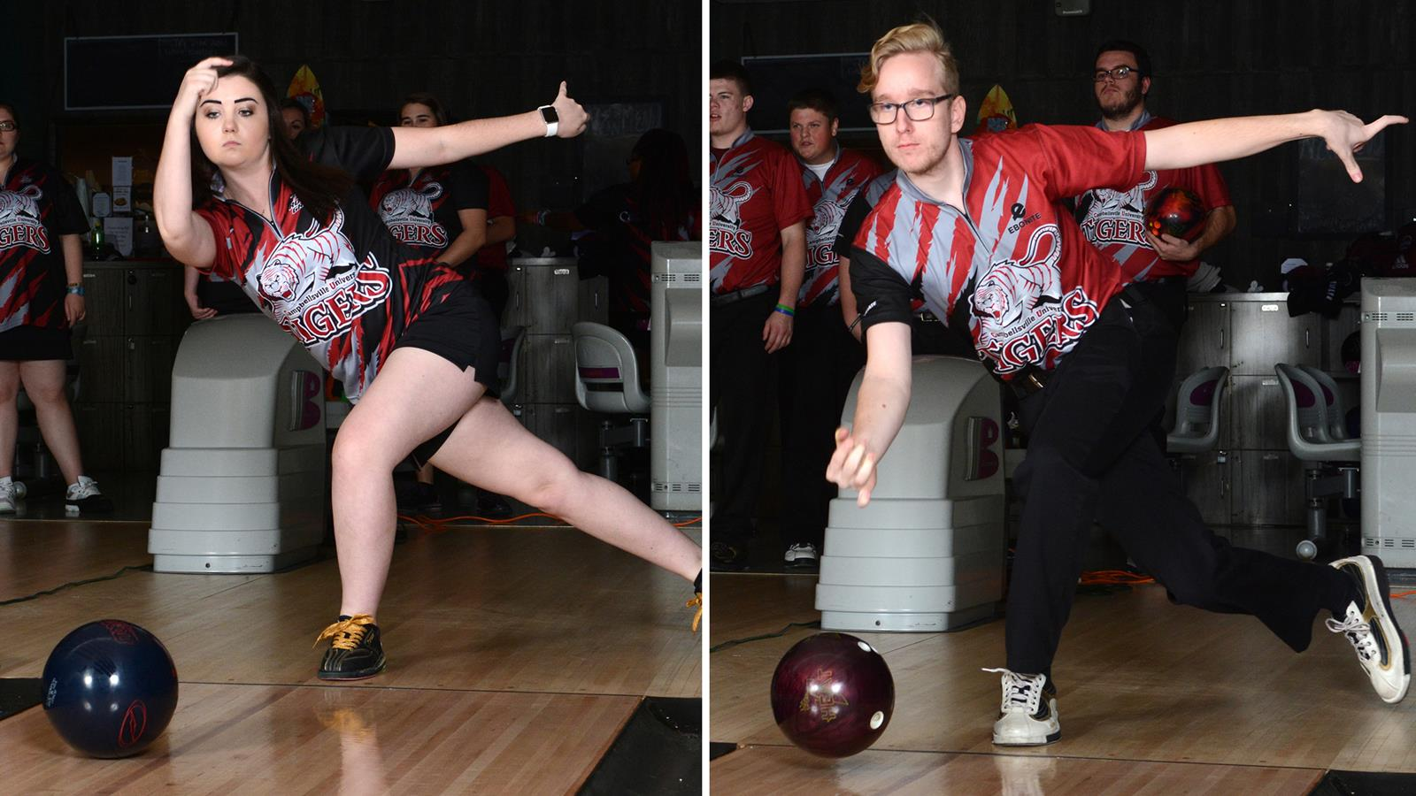 Cu Bowling Has Solid Showing At Roto Grip And Lehigh Valley