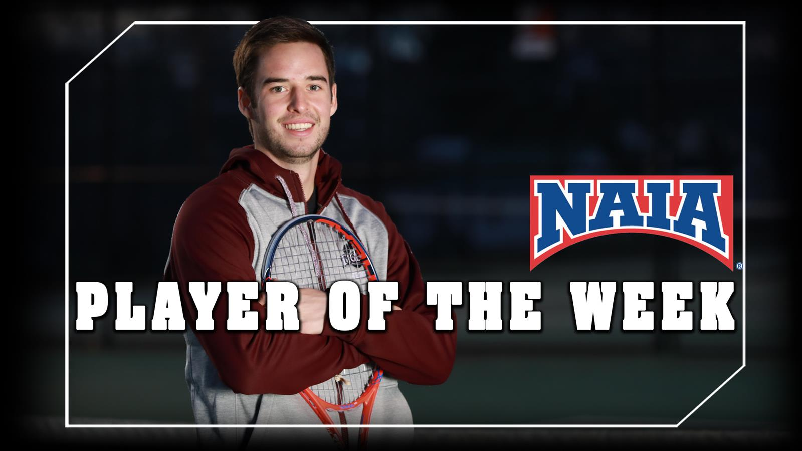 O Keefe Earns First Career Naia Men S Tennis Player Of The Week